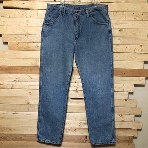 Wrangler Regular Fit Denim Mens  Jeans size 36